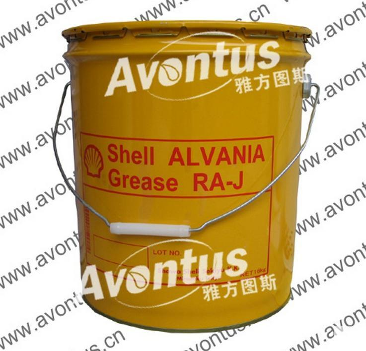Shell alvania ra grease